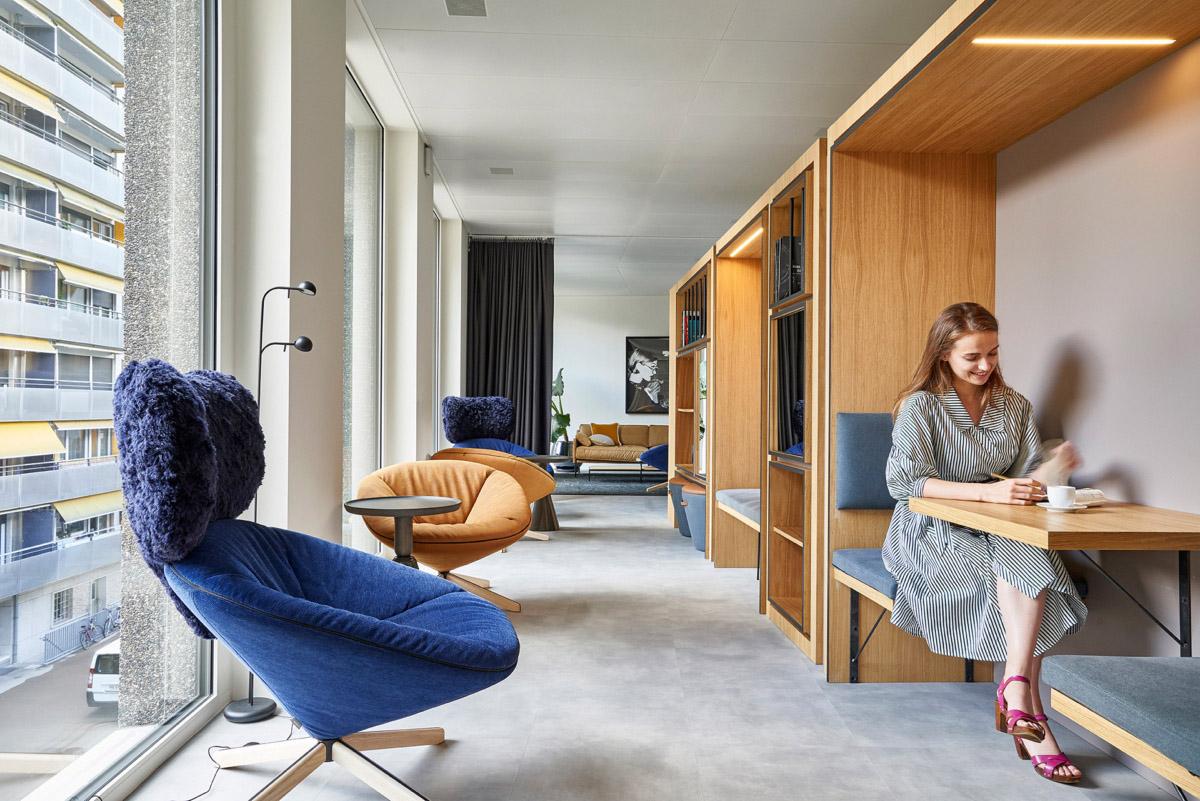 【现代简约】商业办公空间设计