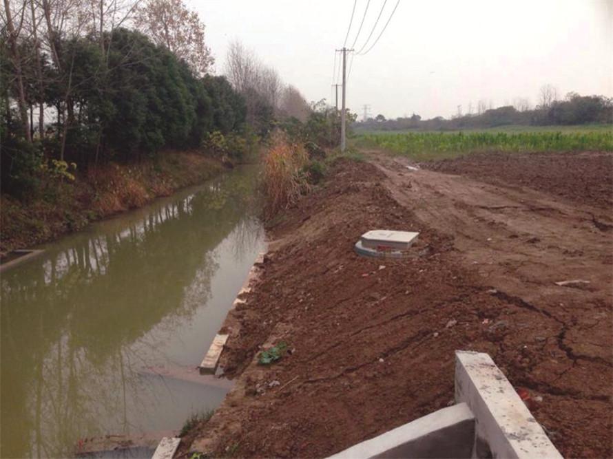 农业灌溉取水泵站