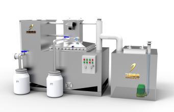 自动进水油脂分离器