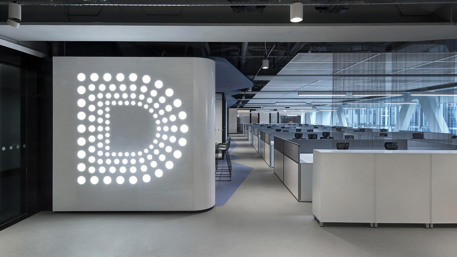 【现代简约】空间设计 办公室