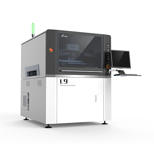 全自动视觉锡膏印刷机 L9