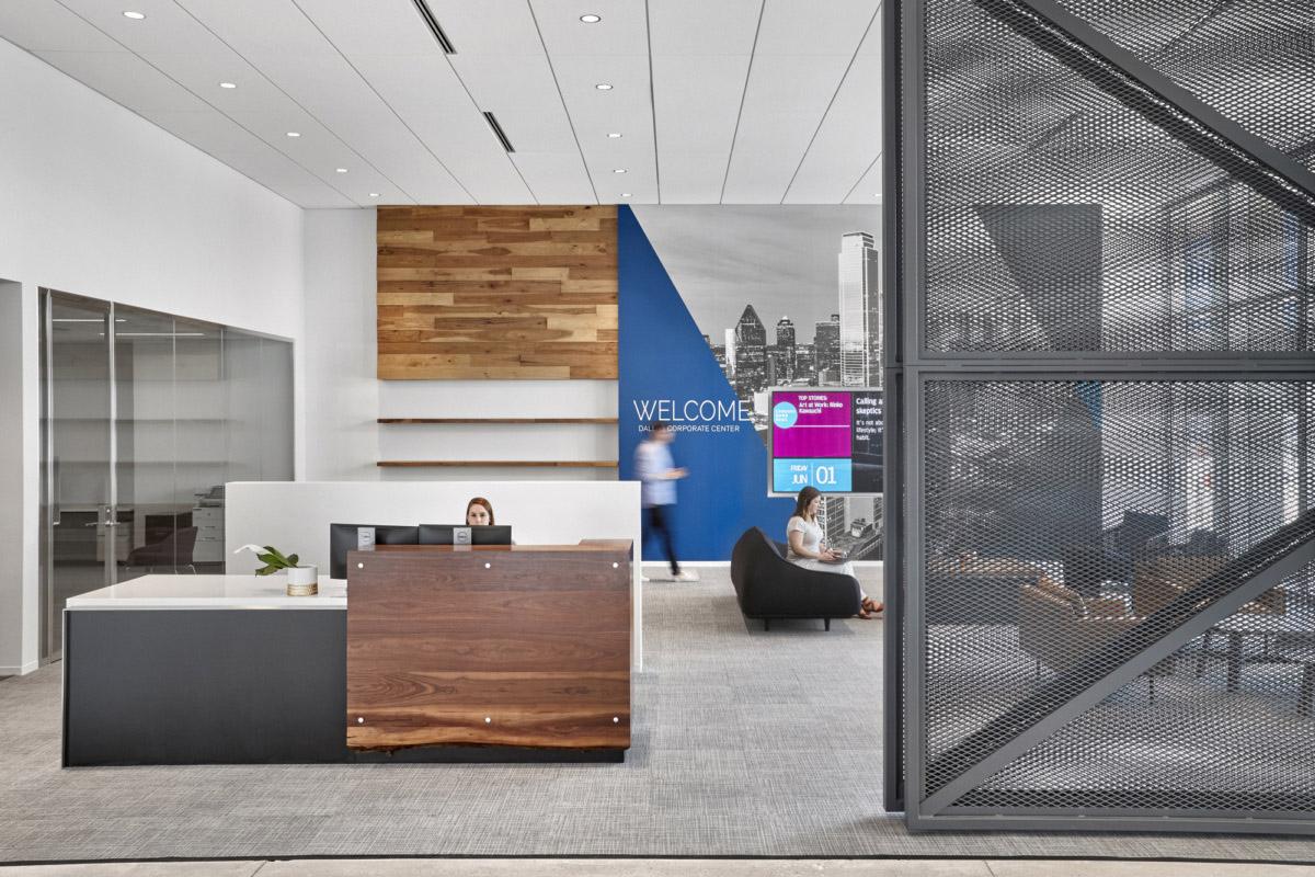 【现代简约】简约办公空间设计
