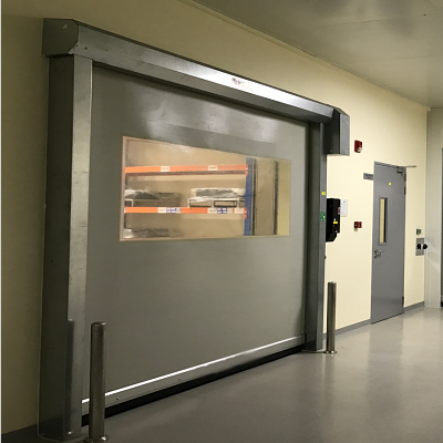 Cleanroom High Speed Door