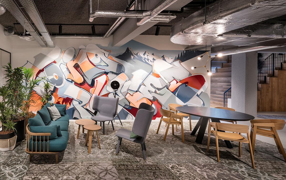 【工业风】办公空间设计装修