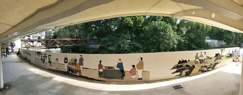 上海政府宣传彩绘,政府宣传手绘墙,政府宣传彩绘哪家好