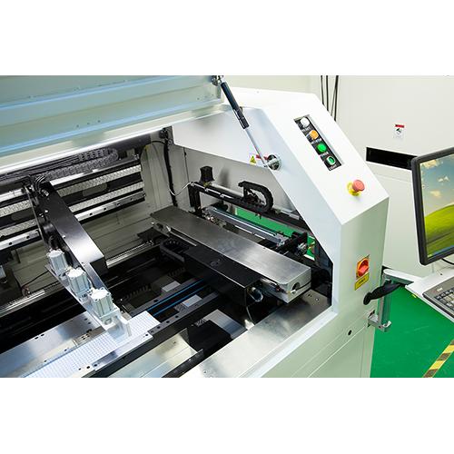 全自动视觉锡膏印刷机  L15