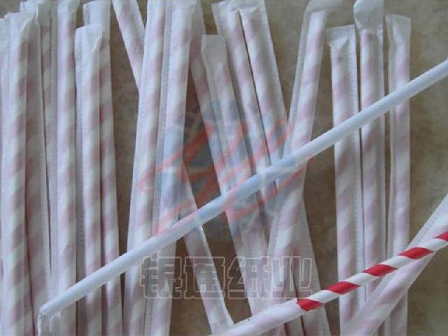 吸管包裝紙