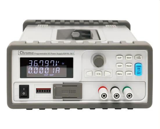 可编程直流电源Chroma62015L-60-6/62010L-36-7