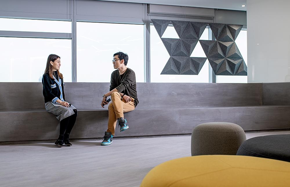 低层办公空间设计