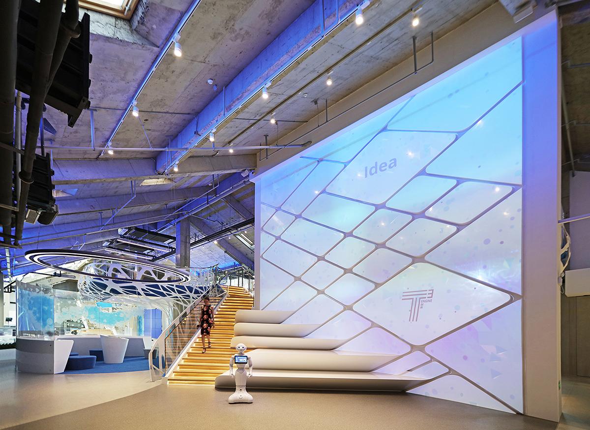 【现代简约】办公空间设计案例