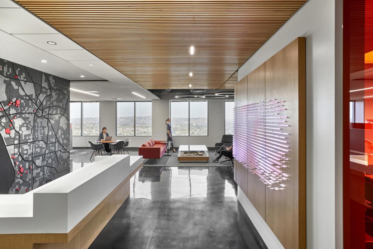 【现代简约】办公空间的设计