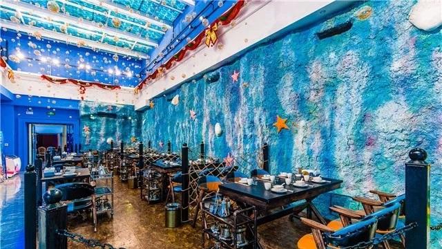 艺术装修-上海持凡手绘墙