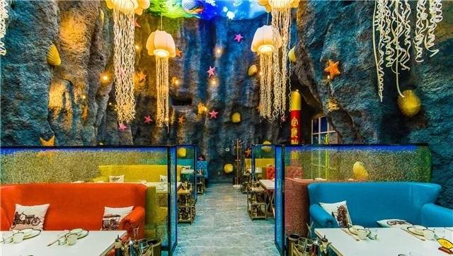 海洋馆彩绘在西宁