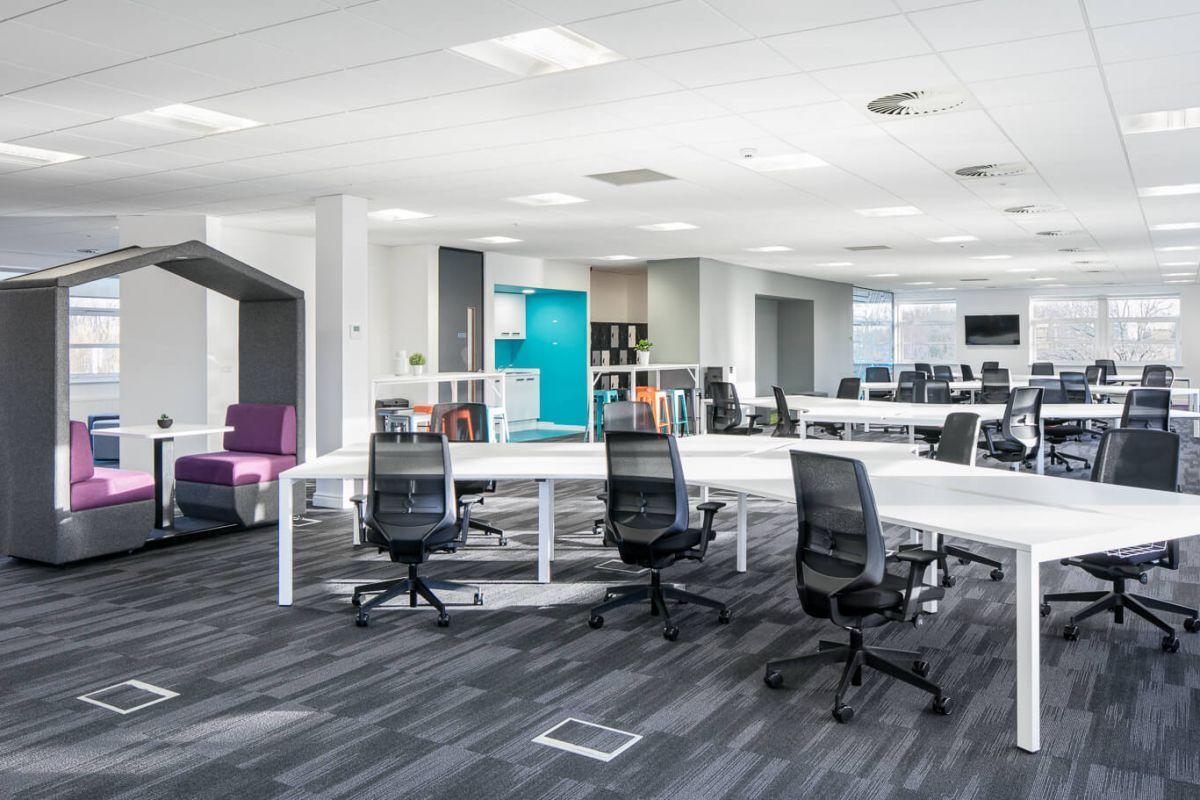 开放办公区设计方案