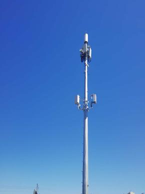 中国铁塔钢塔风振控制设备项目