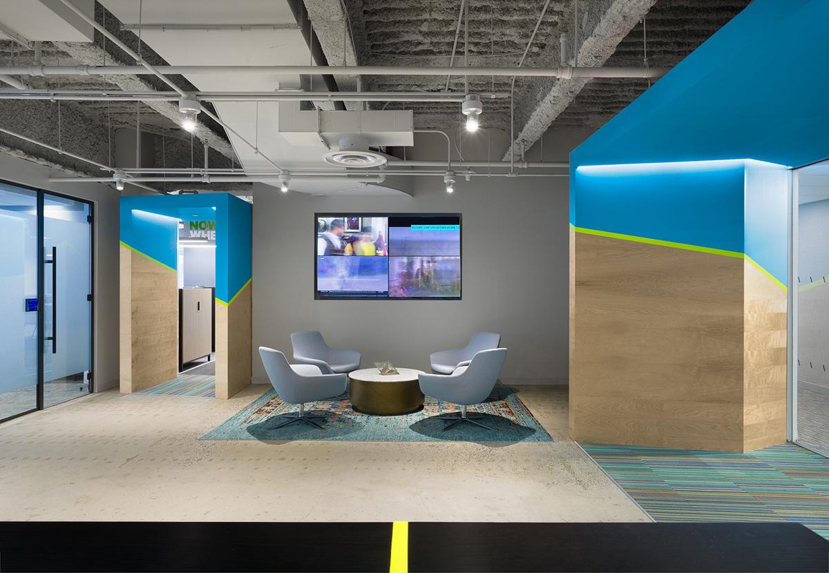 【工业风】办公空间设计说明