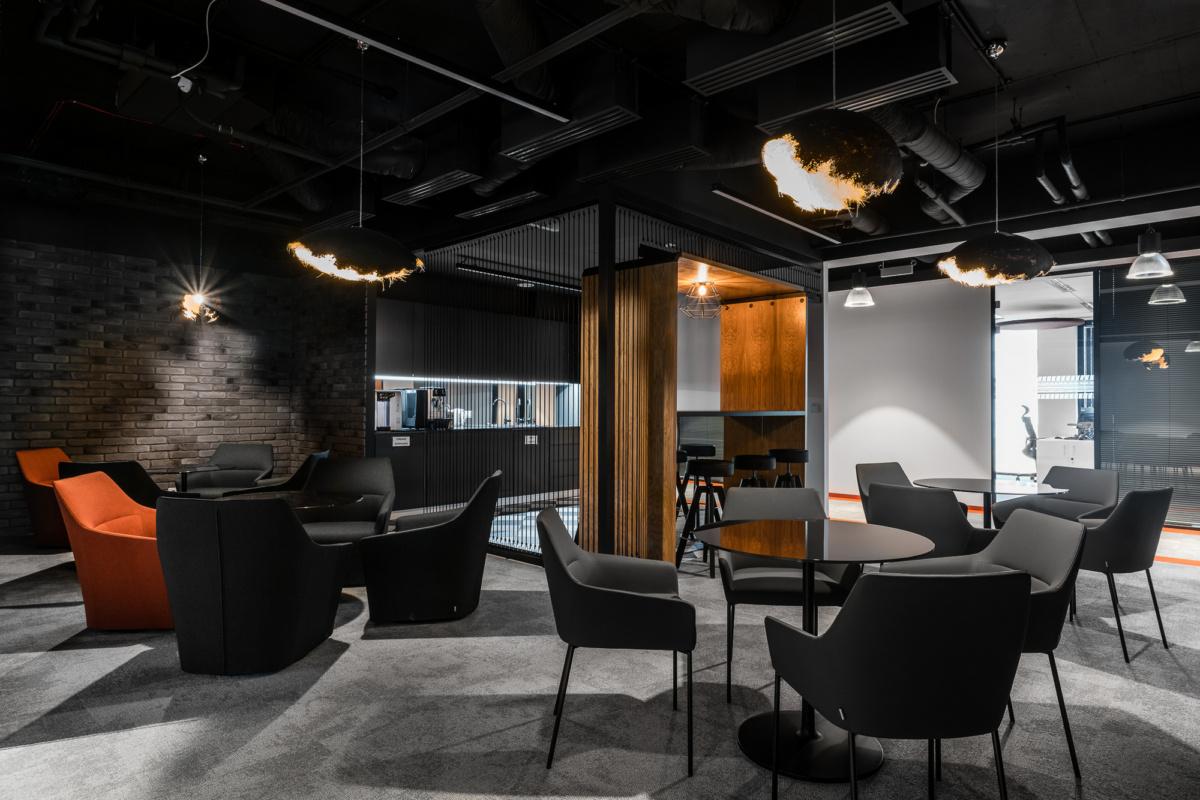 茶水休闲空间设计理念