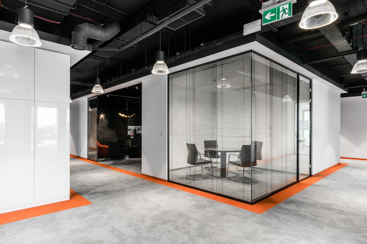 走廊办公空间设计理念