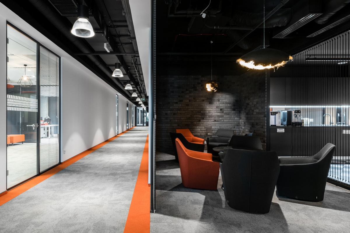 交流洽谈办公空间设计理念