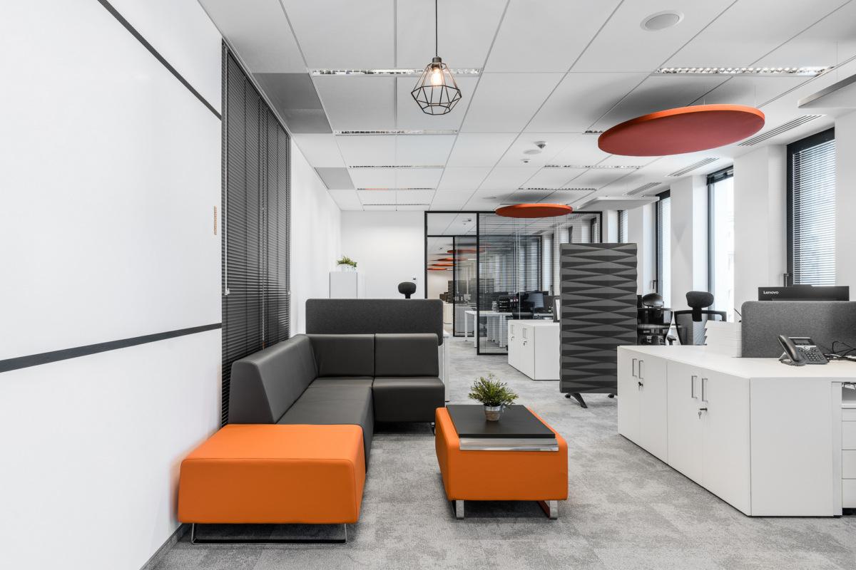 开放办公空间设计理念