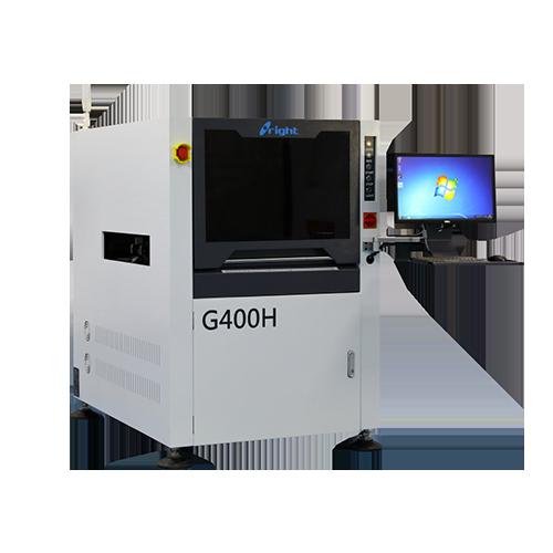 全自动视觉锡膏印刷机的特点