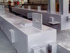 单层厂房钢结构吊装