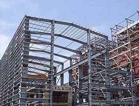 多层钢结构件