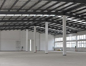 单层工业厂房