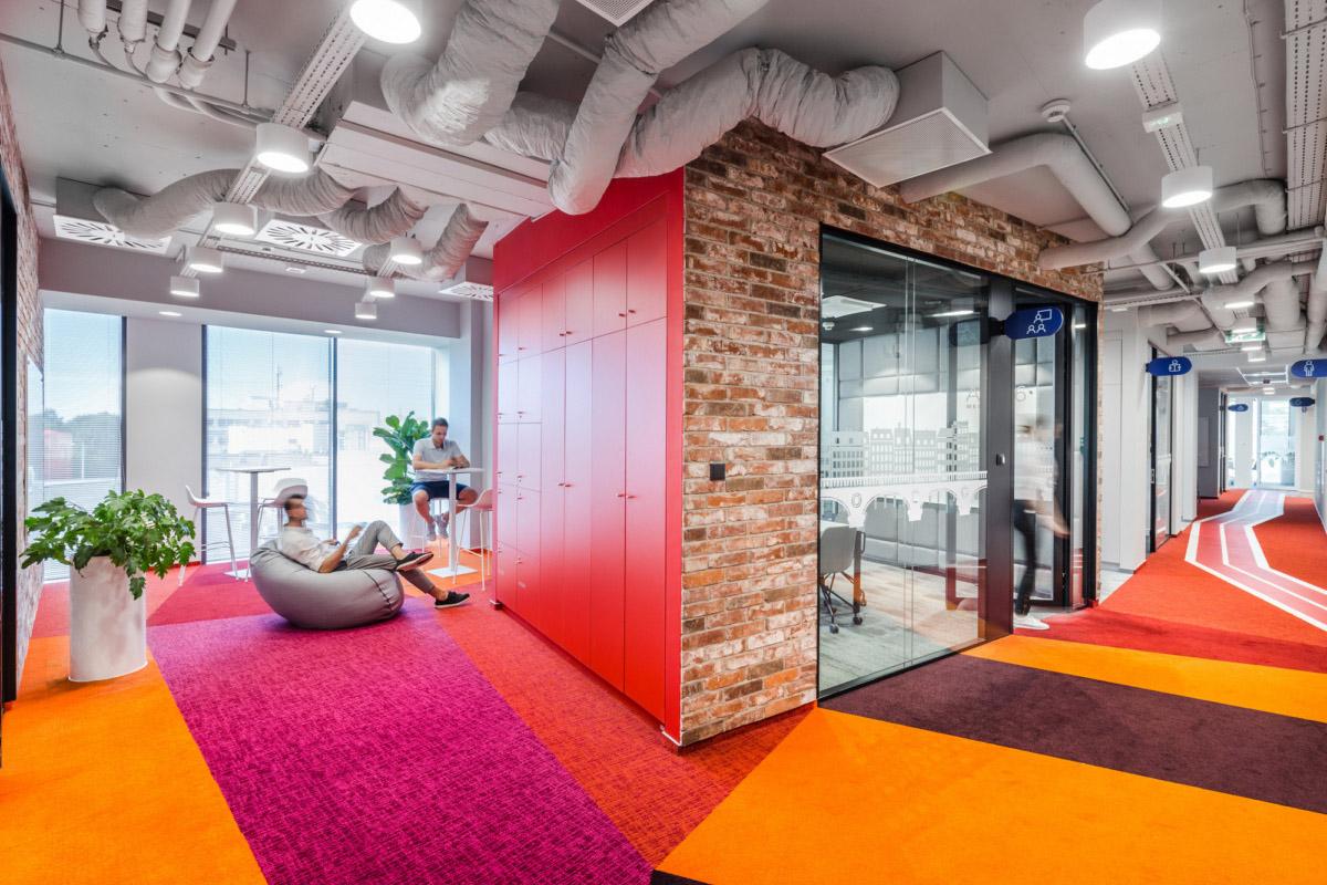 【工业风】创意办公空间设计