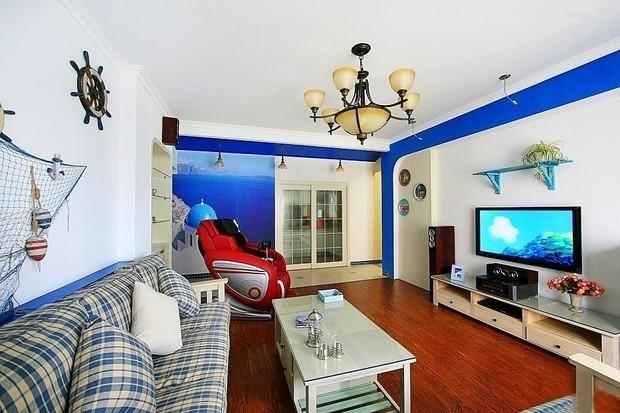 地中海风格,家庭装修,嘉定装修公司
