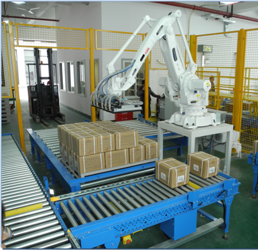 工厂自动化生产线