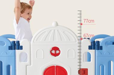 儿童围栏设计 儿童完全防护产品选易舍