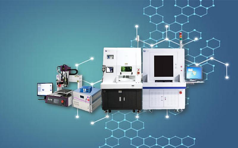 激光自动焊锡机在电子焊接领域的大量应用