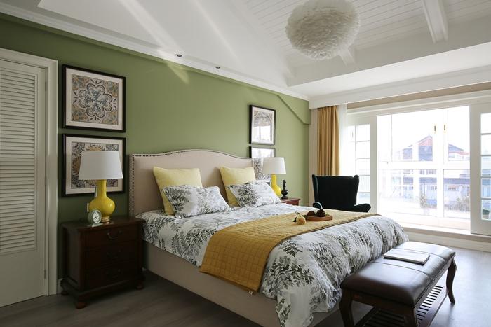 美式风格-室内装修-上海云之飞