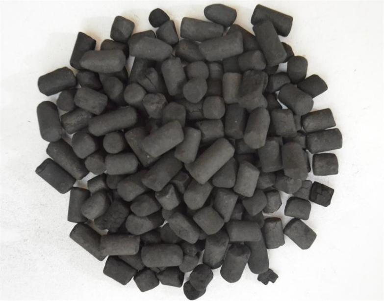 原煤对活性炭生产及性能的影响之_灰分