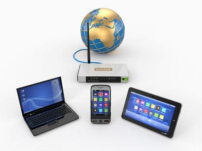 设备供应商和电子产品生产商之间智能安全的链接
