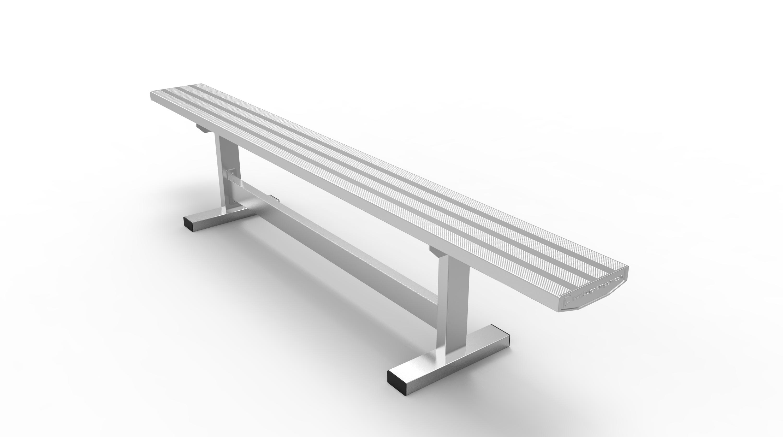 横岗力嘉路_玲珑全铝条凳