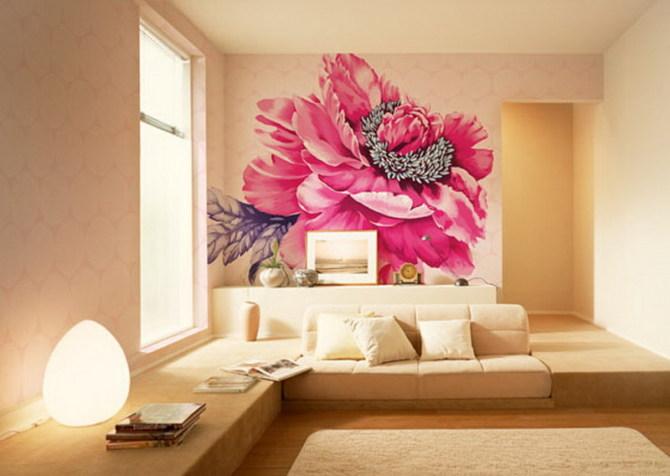 持凡浅析手绘墙绘制的步骤及注意事项