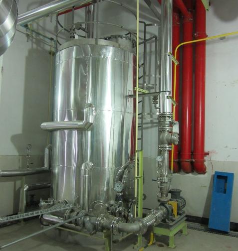 熱水儲罐制作安裝