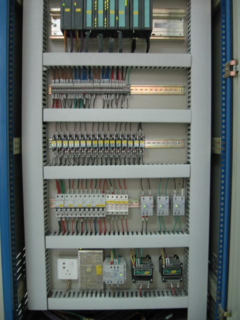 工控電路系統安裝