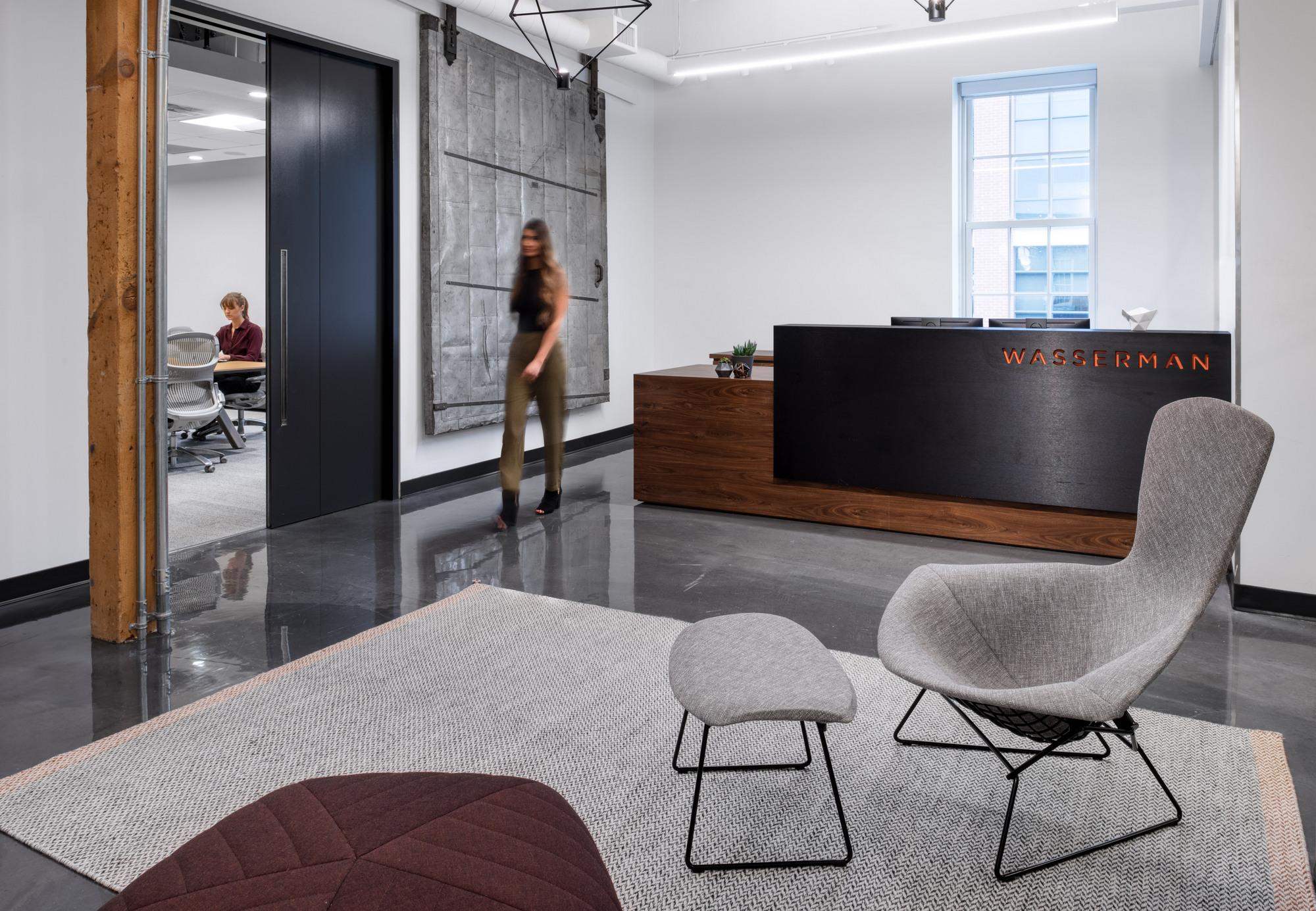 【体育营销企业】办公空间设计