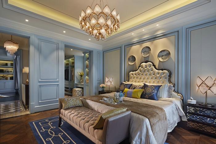 欧式风格-家庭装修-上海云之飞