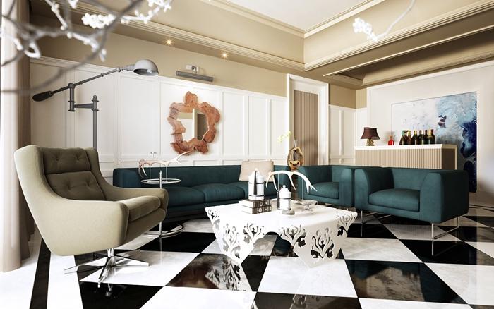 现代风格-室内装修-上海云之飞
