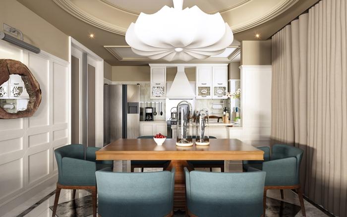 現代風格-室內裝修-上海云之飛