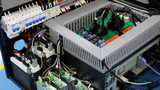 全自动激光打码机 G400H