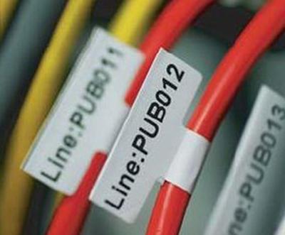线束线缆标签