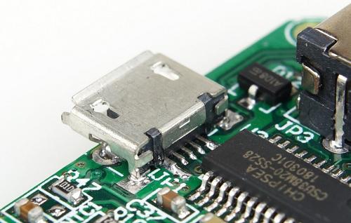 激光自动焊锡设备在手机零部件的应用工艺