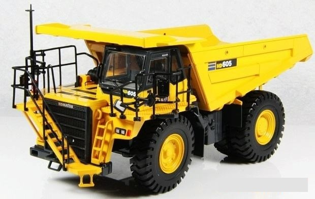ILC润滑系统在小松HD605自卸车上的应用