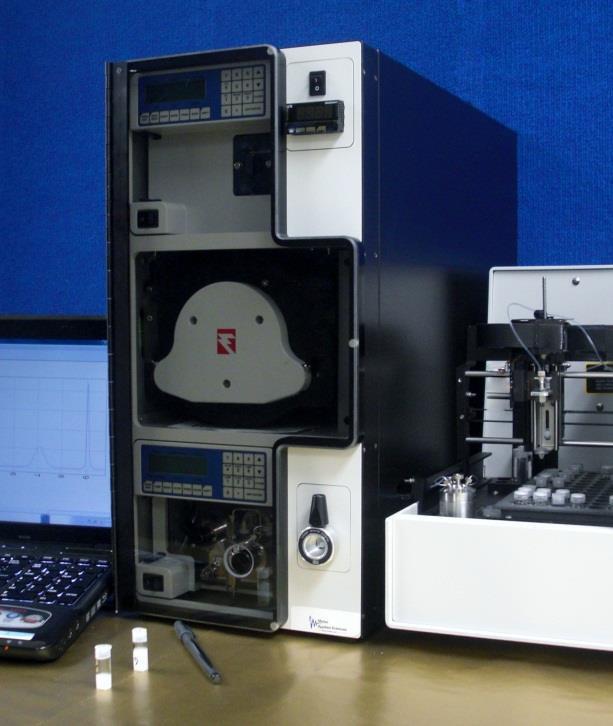 CHDF3000 高分辨率纳米粒度仪