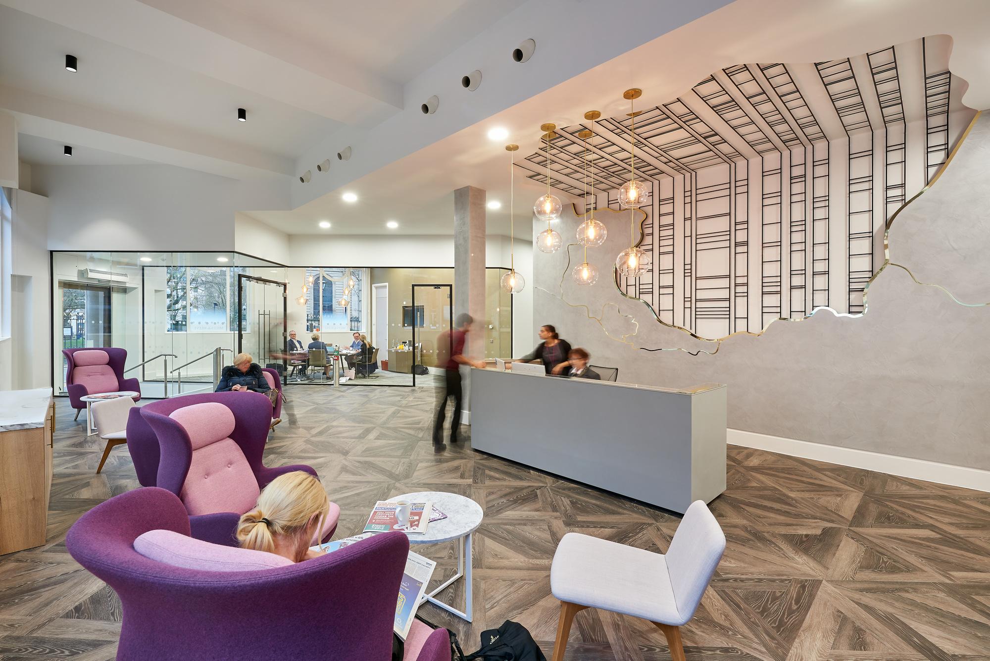 办公空间的室内设计